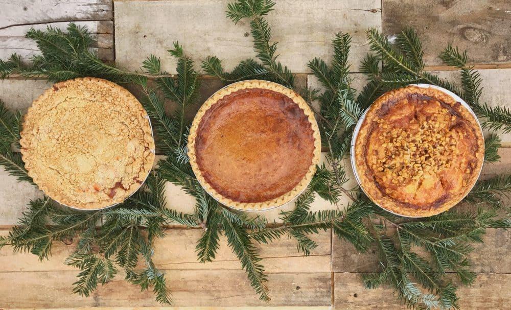 Thanksgiving Pies!